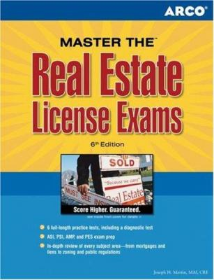Master the real estate license exams