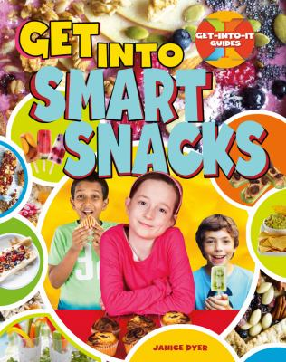 Get into smart snacks