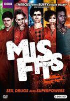 Misfits. Season one