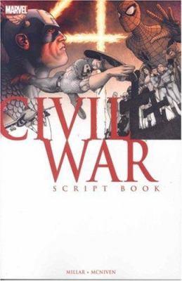Civil war: script book