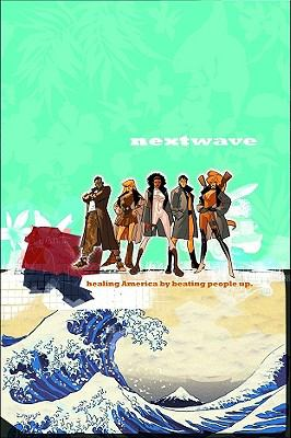Nextwave, Agents of H.A.T.E.