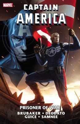 Captain America. Prisoner of war