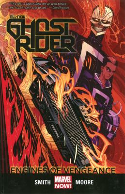 All-new Ghost Rider. 1, Engines of vengeance