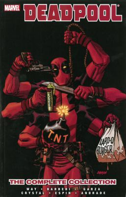 Deadpool: the complete collection. Vol. 4