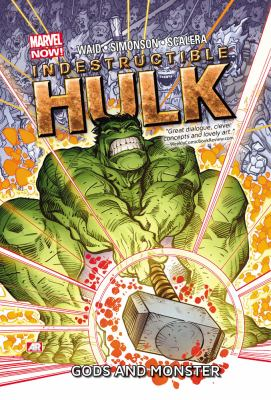 Indestructible Hulk :  Gods and Monsters (Marvel Now) Volume 02, Gods and monsters