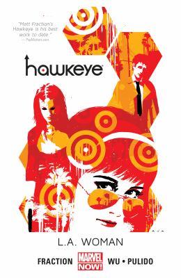 Hawkeye. Vol. 3, L.A. woman