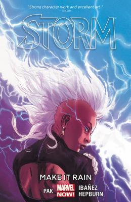 Storm. Vol. 01, Make It Rain