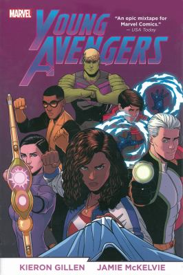 Young Avengers : omnibus