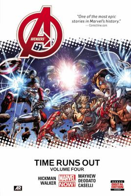Avengers: time runs out. Volume 4
