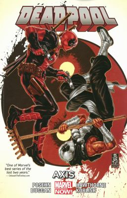 Deadpool. Vol. 07, Axis