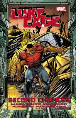 Luke Cage. Second chances. Vol. 02