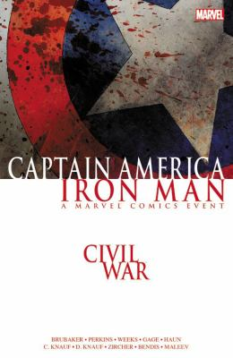 Civil war : Captain America, Iron Man.
