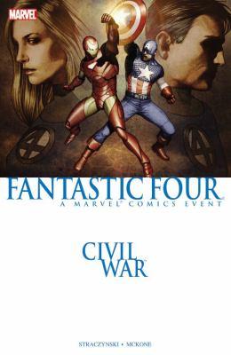 Civil War : Fantastic Four.