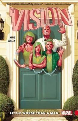 The Vision. 1, Little worse than a man
