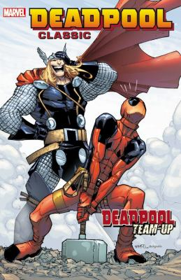 Deadpool classic.  Vol. 13, Deadpool team-up.
