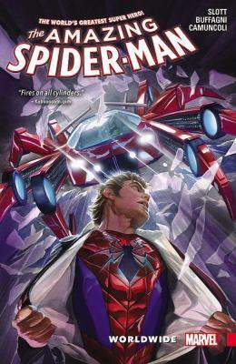 The amazing Spider-Man : worldwide