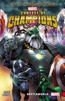 Contest of champions. Vol. 01, Battleworld