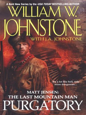 Matt Jensen, the last mountain man. Purgatory
