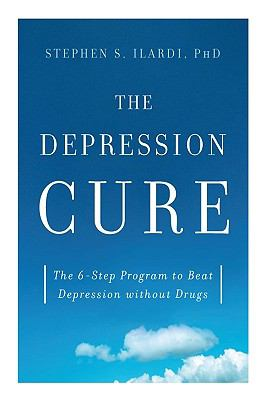 Book cover for The Depression Cure