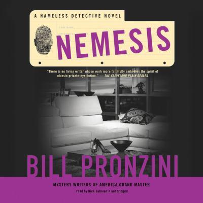 Nemesis a Nameless Detective Novel