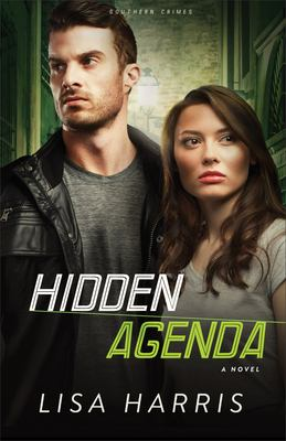 Hidden agenda : a novel