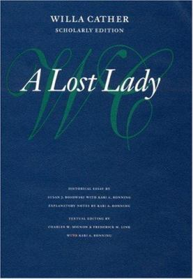A lost lady