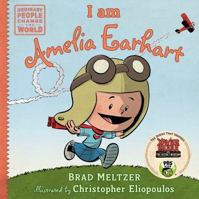 I am Amelia Earhart