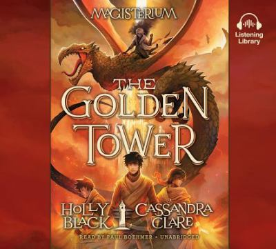 The golden tower :  Library Edition