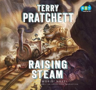 Raising steam : a Discworld novel