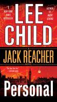 Personal a Jack Reacher Novel