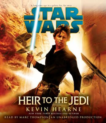 Heir to the Jedi Star Wars