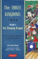 The Three Kingdoms. Volume 2, The Sleeping Dragon