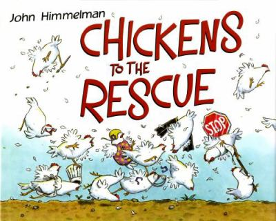 Link to Catalogue record for Chicken to the Rescue