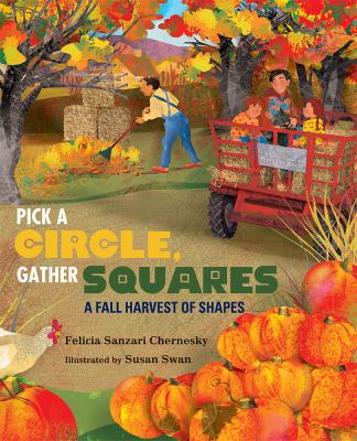 Pick a circle, gather squares: a harvest of shapes