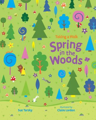 Link to Catalogue record for Taking a Walk - Spring in the Woods