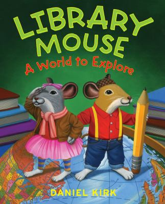 Library mouse: a world to explore