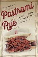 Pastrami [on] Rye