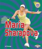 Maria Sharapova