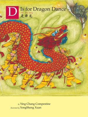 Link to Catalogue record for D is for Dragon Dance