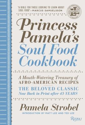 Princess Pamela's soul food cookbook :  a mouth-watering treasury of Afro-American recipes