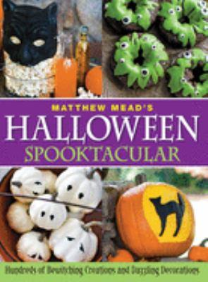 Matthew Mead's Halloween spooktacular.