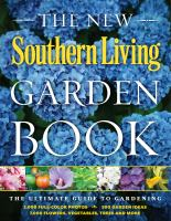 The New Southern Living Garden Book