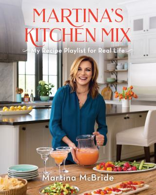 Martina's kitchen mix :  my recipe playlist for real life