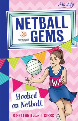 Link to Catalogue record for Hooked on netball