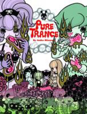 Book cover for Pure trance
