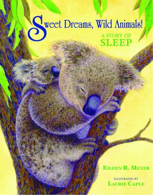 Sweet dreams, wild animals! : a story of sleep