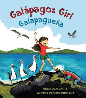 Galápagos girl