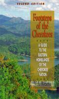 Footsteps of the Cherokees