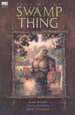Swamp Thing. Vol. 1, Saga of the Swamp Thing