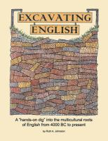 Excavating English : a